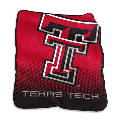 NCAA Raschel Throw NCAA: Texas Tech Red Raiders