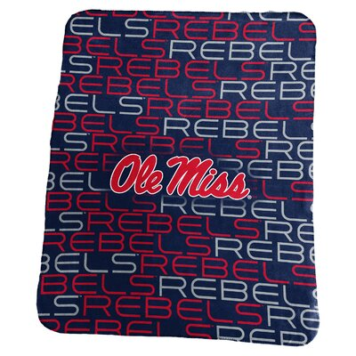 NCAA Classic Fleece Blanket NCAA: Ole Miss Rebels
