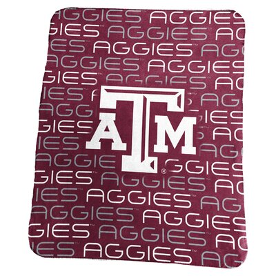 NCAA Classic Fleece Blanket NCAA: Texas A&M Aggies