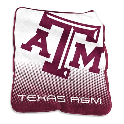 NCAA Raschel Throw NCAA: Texas A&M Aggies
