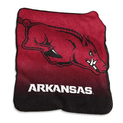 NCAA Raschel Throw NCAA: Arkansas Razorbacks