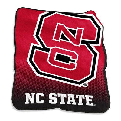 NCAA Raschel Throw NCAA: North Carolina State Wolfpack