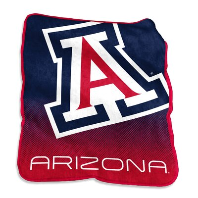 NCAA Raschel Throw NCAA: Arizona Wildcats