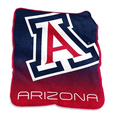 NCAA Raschel Throw NCAA: Arizona Wildcats