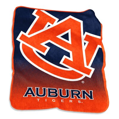 NCAA Raschel Throw NCAA: Auburn Tigers