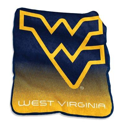 NCAA Raschel Throw NCAA: West Virginia Mountaineers