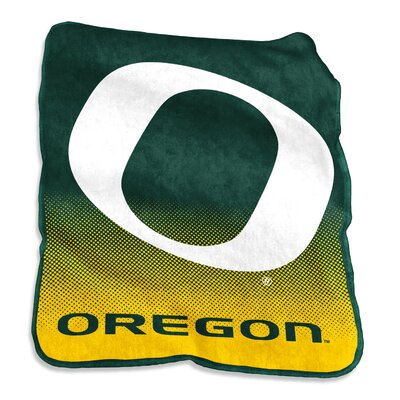 NCAA Raschel Throw NCAA: Oregon Ducks