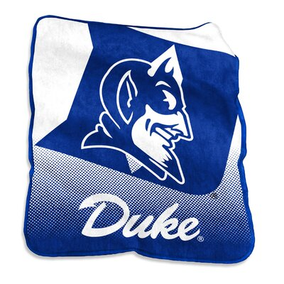 NCAA Raschel Throw NCAA: Duke Blue Devils