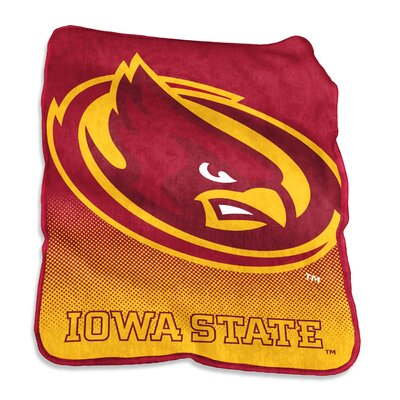 NCAA Raschel Throw NCAA: Iowa State Cyclones