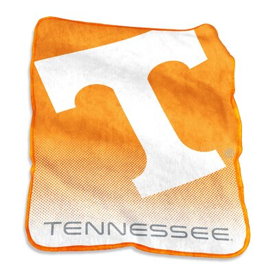 NCAA Raschel Throw NCAA: Tennessee Volunteers
