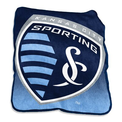 MLS Raschel Throw MLS: Sporting Kansas City