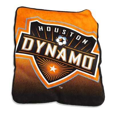 MLS Raschel Throw MLS: Houston Dynamo
