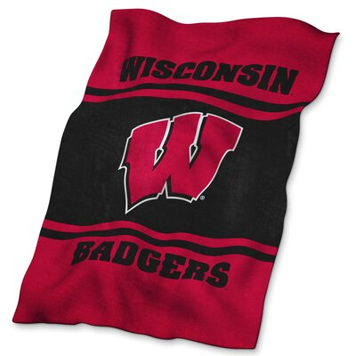 Wisconsin Ultra Soft Throw