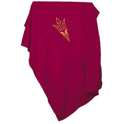 Arizona State Sweatshirt Blanket