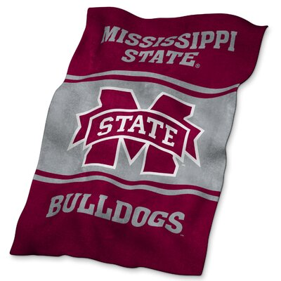Mississippi State Ultra Soft Throw