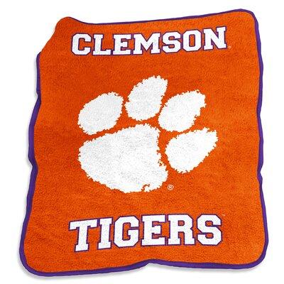 Clemson Mascot Throw