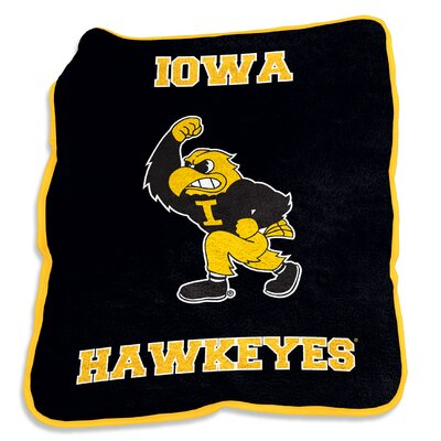 Iowa Mascot Throw