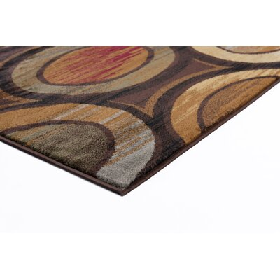 Anjalie Multi 9 ft. 3 in. x 12 ft. 6 in. Contemporary Area Rug