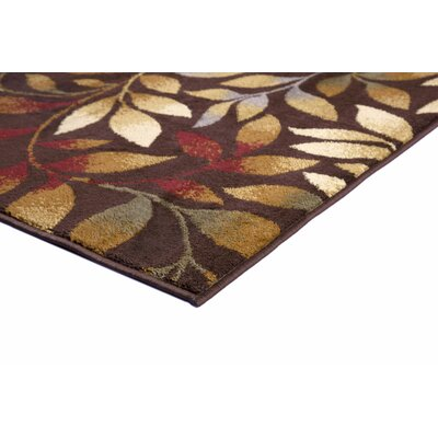 Eastford Brown 9 ft. 3 in. x 12 ft. 6 in. Transitional Area Rug