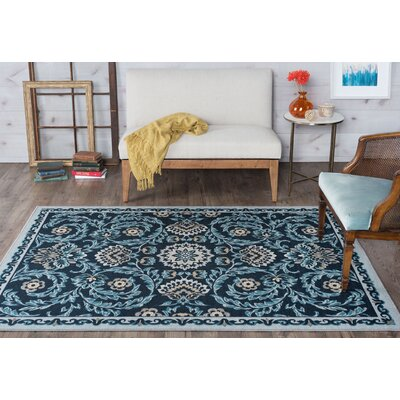 Masonville 3 Piece Navy Area Rug