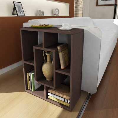 Bair End Table Color: Wenge