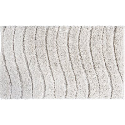 Nassauer Scrollwork Scatter Cream Area Rug Rug Size: Rectangle 7 x 10
