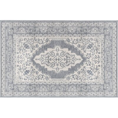 Dolphus Modern Oriental Cream Area Rug Rug Size: Rectangle 9 x 13