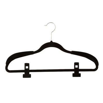 36 Piece Velvet Touch Wardrobe Hanging Kit Set