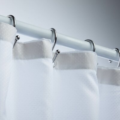 Luxury Fabric Shower Curtain