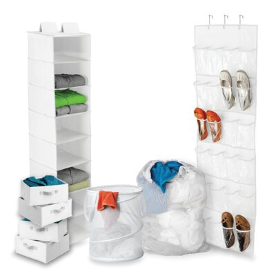 "Honey Can Do 15""x 15"" Back to School Home Organization Kit at Sears.com"