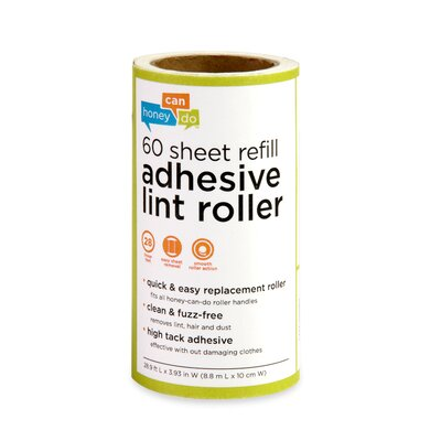 4 Pack 60 Sheet Lint Roller LNTZ01589
