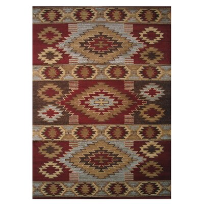 Inspiration Area Rug Rug Size: 2 x 4