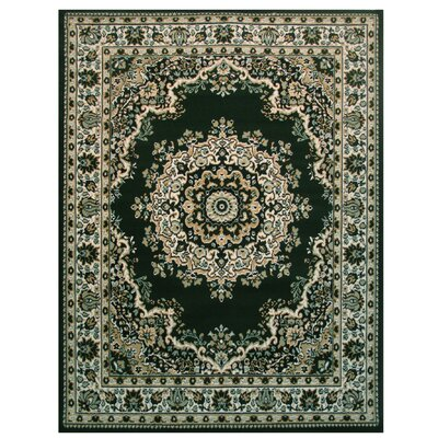 Olympic Green Area Rug