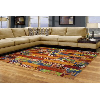 Botticelli Area Rug Rug Size: 2' x 4'
