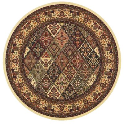 Cosmos Area Rug Rug Size: Round 8