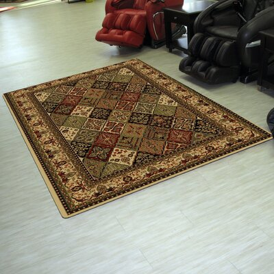 Cosmos Area Rug Rug Size: Rectangle 4 x 6