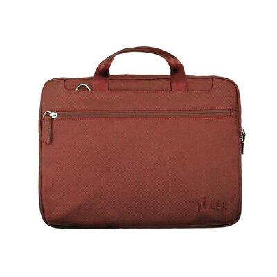 THIN Laptop Sleeve Color: Burgundy Night Cap, Size: 15.4