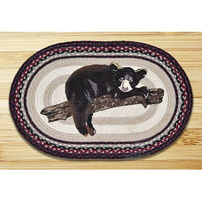 Baby Bear Printed Area Rug
