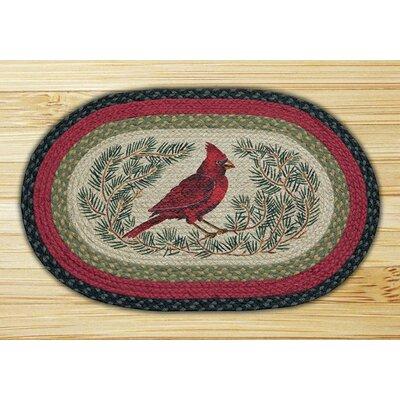 Cardinal Printed Area Rug