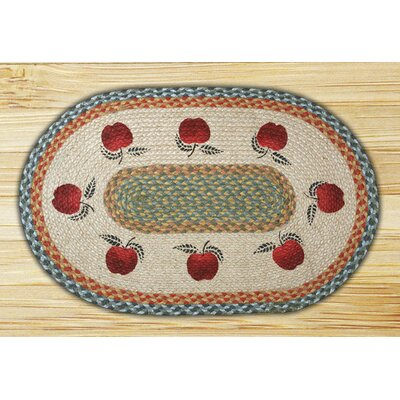 Apples Printed Area Rug