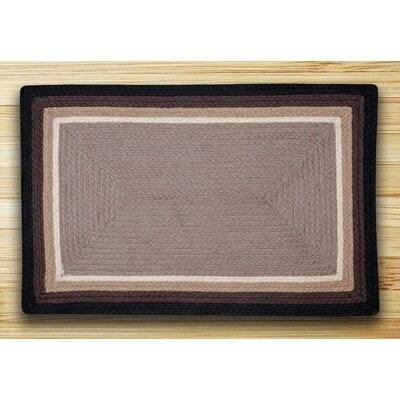 In the City Sand Indoor/Outdoor Area Rug Rug Size: 18 x 26