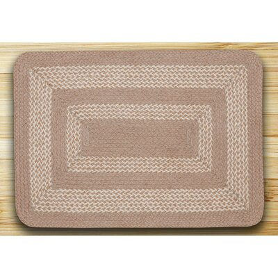 In the City Ecru Indoor/Outdoor Area Rug Rug Size: 18 x 26