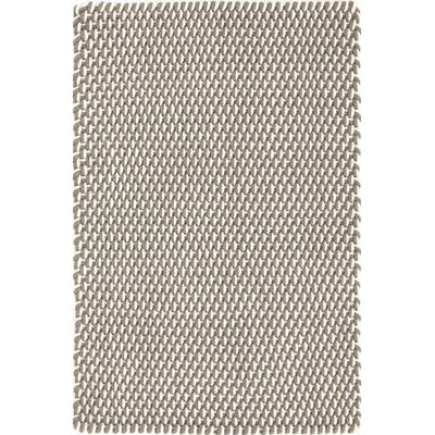 Two Tone Rope Hand Woven Beige Indoor/Outdoor Area Rug Rug Size: 8'6 x 8'7