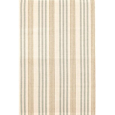 Olive Branch Hand Woven Beige Area Rug Rug Size: 8 x 10