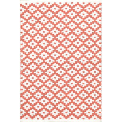 Samode Hand Woven Pink Indoor/Outdoor Area Rug