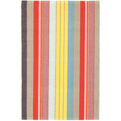 Lyric Hand Woven Area Rug Rug Size: Runner 26 x 8