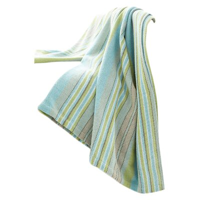 Aquinnah Woven Cotton Throw Blanket