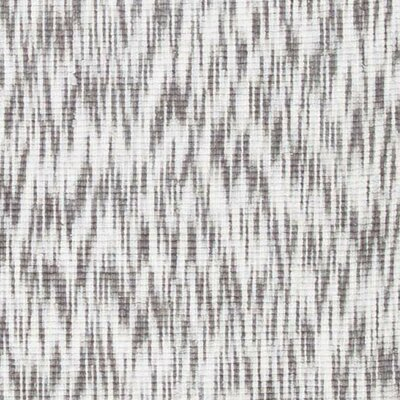 Ikat Grey/White Area Rug Rug Size: 9 x 12