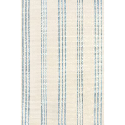 Blue/White Indoor/Outdoor Area Rug Rug Size: 10' x 14'