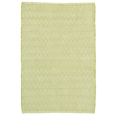 Crystal Green Indoor/Outdoor Area Rug Rug Size: 5 x 8